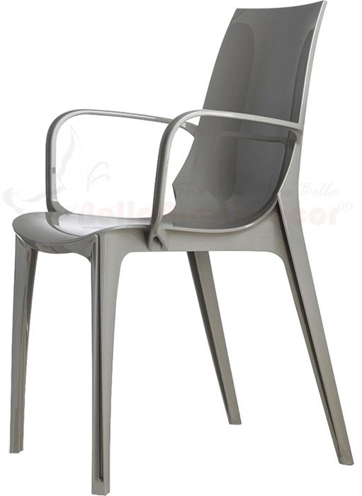 Cadeira-Vanity-com-braço-Cinza