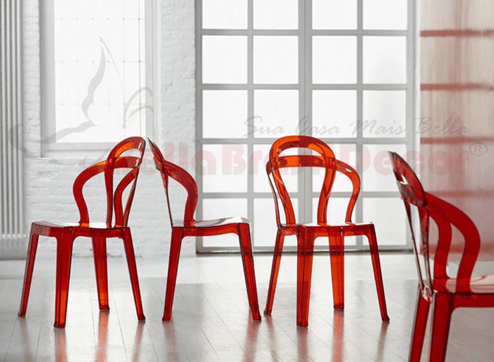 Cadeiras-Titi-Vermelha